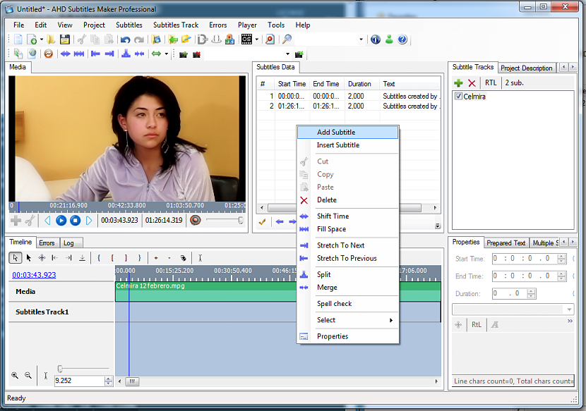 AHD Subtitles Maker02