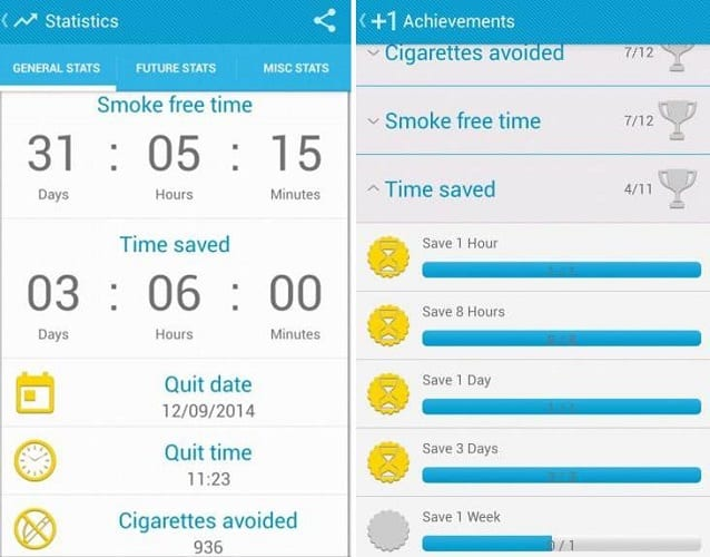 Dejar de fumar
