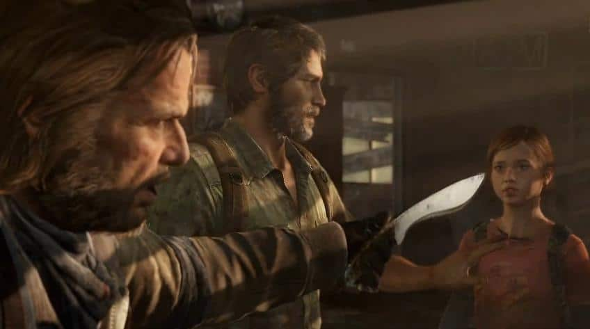 the last of us personajes