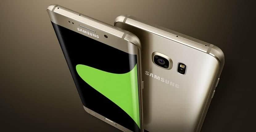 Galaxy S6 Edge y Galaxy S6 Edge+