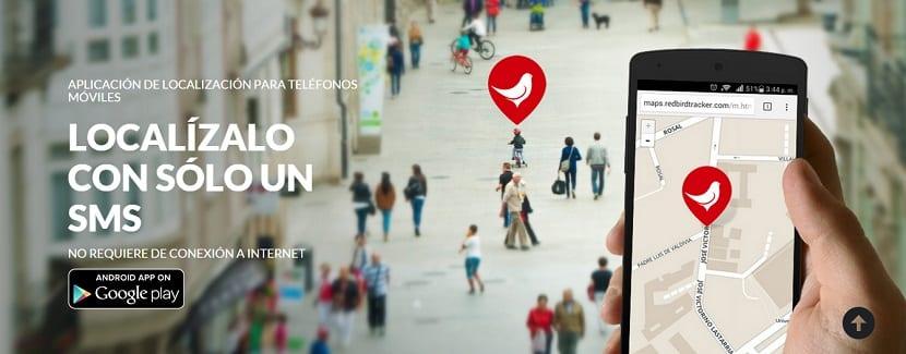 Localización smartphones