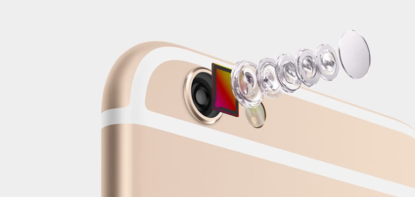iphone 6 camara