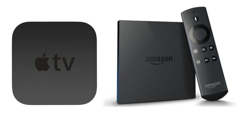 Fire Tv vs Apple TV