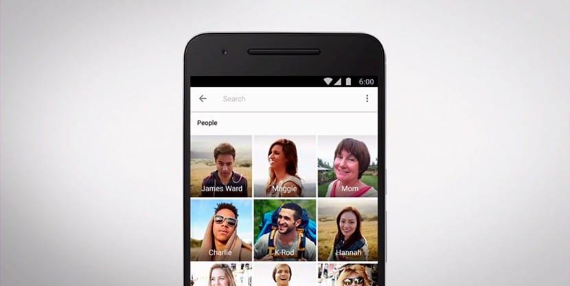 Presentación Google Photos