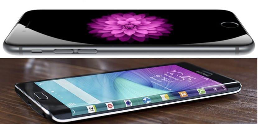 Iphone 6S VS Samsung Galaxy S6 Edge+