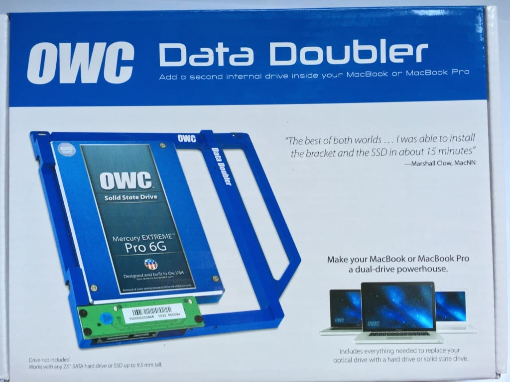 OWC Data Doubler