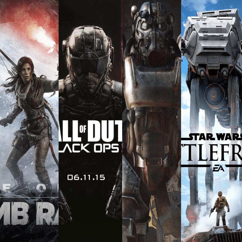 lanzamientos videojuegos noviembre 2015