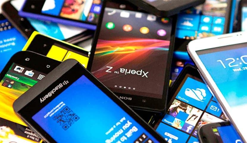 Varios Smartphones