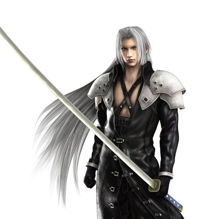 Sephiroth_Crisis_Core