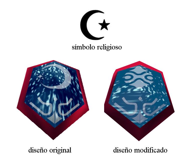 comparacion escudos