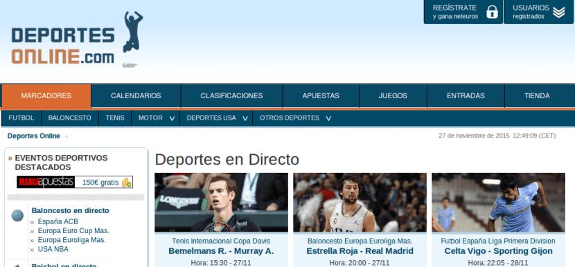 deportes-online