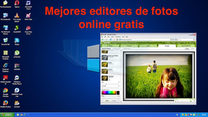 Editores de fotos online