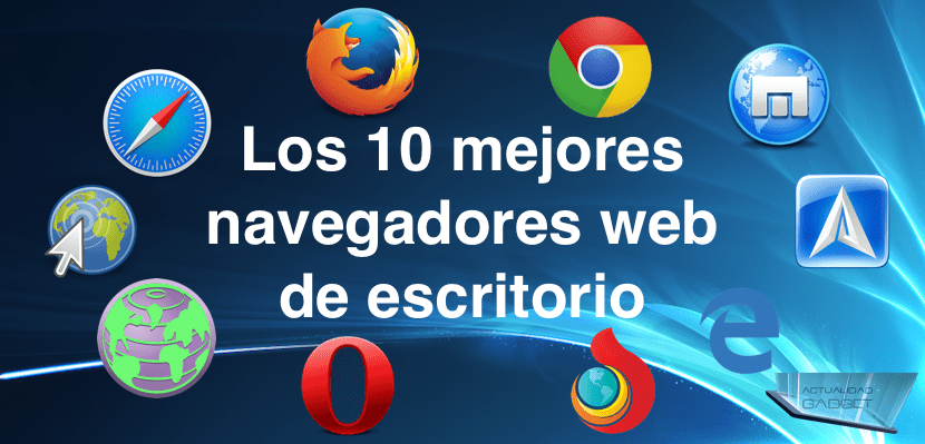 mejor navegador web windows 10