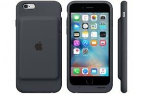Funda con batería de Apple