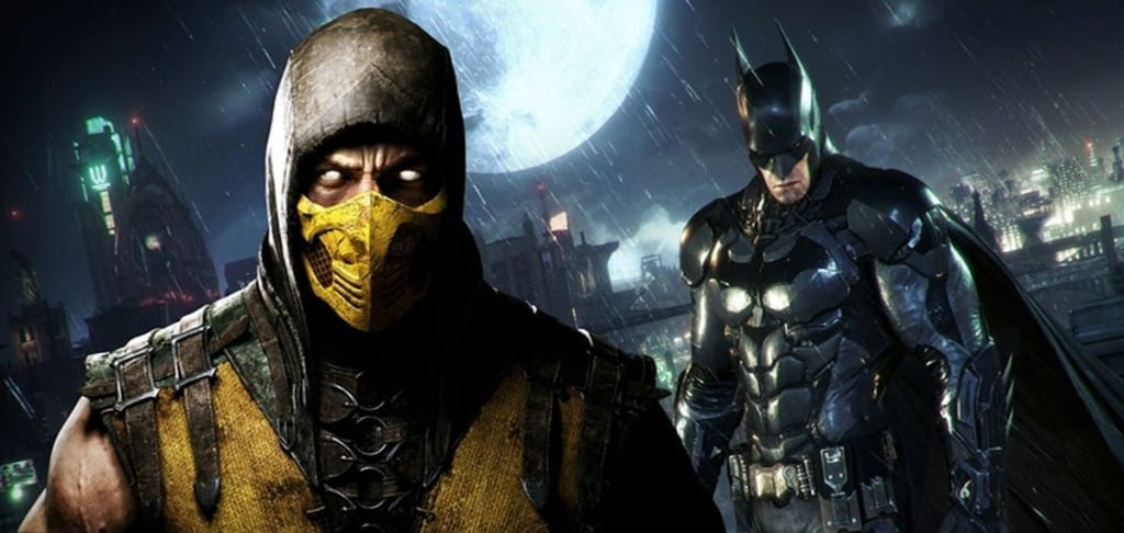 mortal kombat x batman