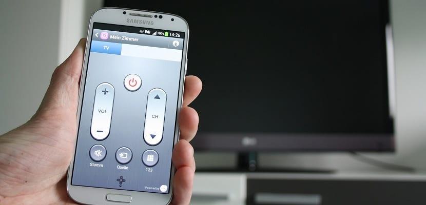 Mando a distancia smartphone