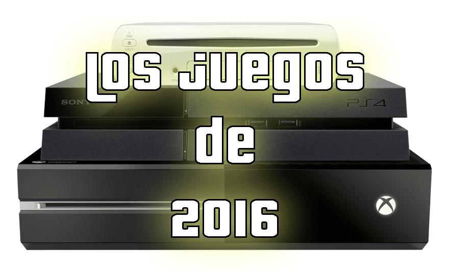 los juegos de 2016