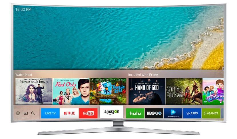 SmartTV de Samsung