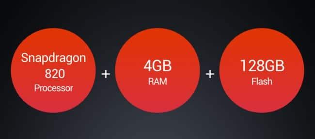 Características Xiaomi Mi5