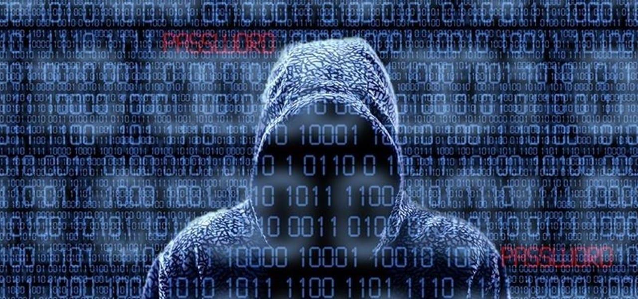 Hacker conexión a Internet