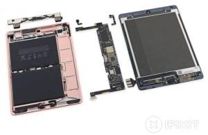 iFixit abre el iPad Pro de 9.7 pulgadas