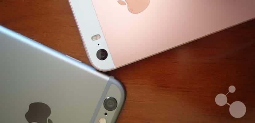 Cámara iPhone SE