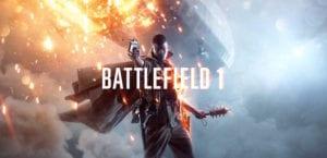 Portada de Battlefield 1