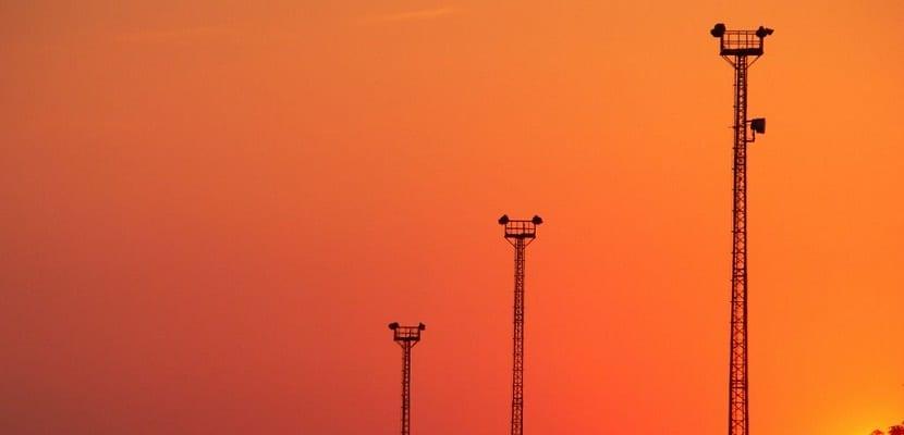 Cobertura móvil antenas