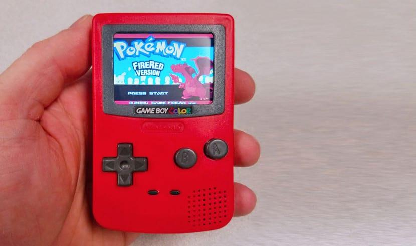 Game Boy retro
