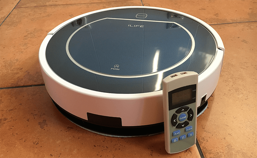 Robot de limpieza Chuwi iLife V7