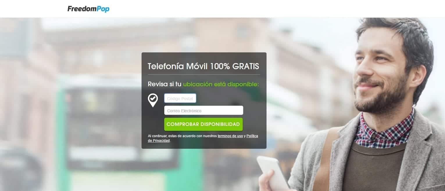 Cómo contratar una tarifa en FreedomPop y aprovecharse de las llamadas y la navegación gratuita