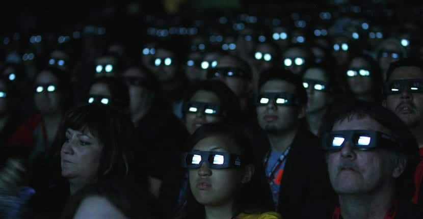 pelicula 3D sin gafas gracias al MIT