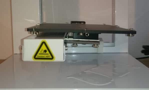 base Impresora 3D Up Plus 2