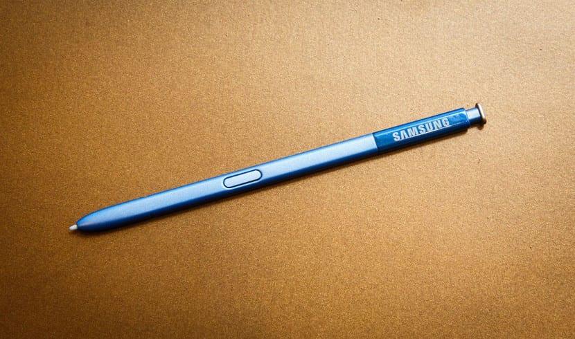 S-Pen de Note 7