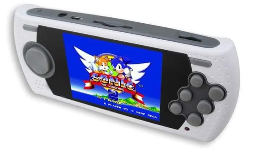 Sega Mega Drive Génesis