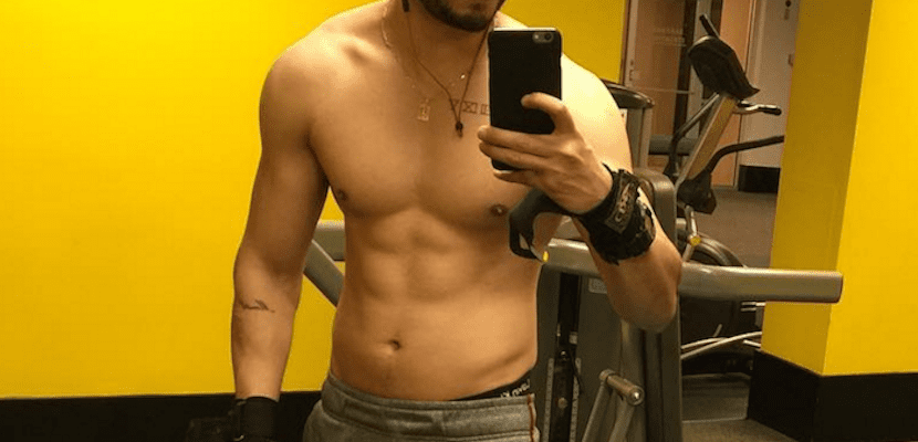 selfie-gym