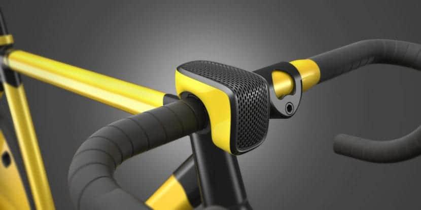 Shoka Bell es un timbre para bicicleta de lo más tecnológico