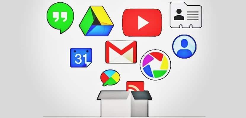 Google Takeout