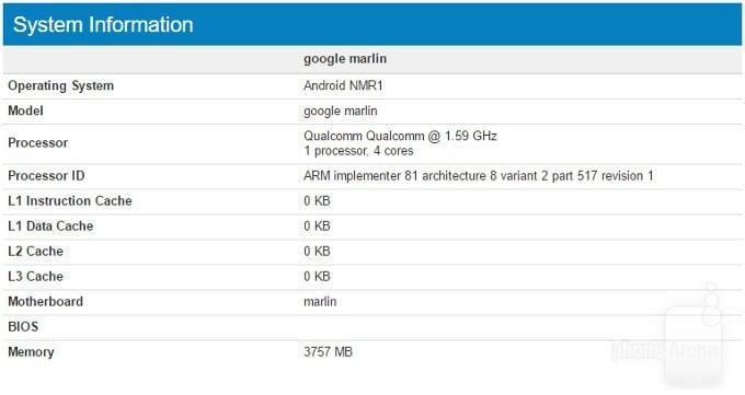 Nexus Pixel XL