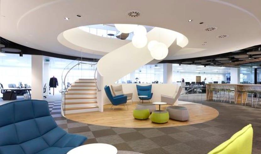 Oficina de Skype de Londres