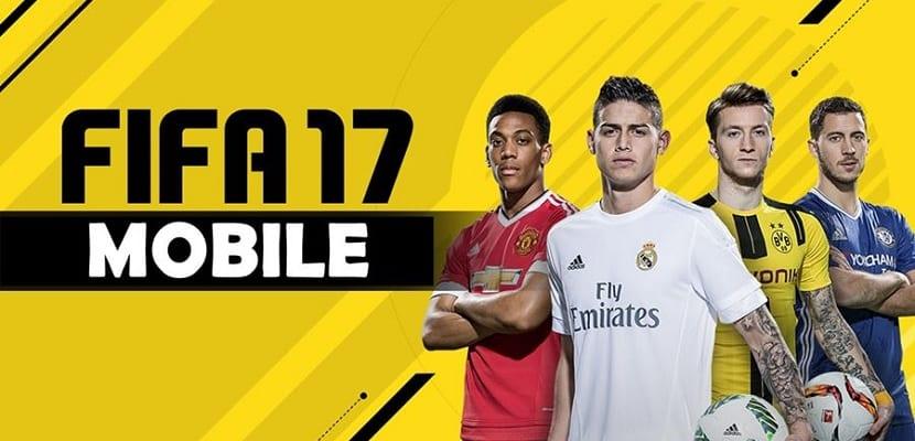 FIFA Mobile 17
