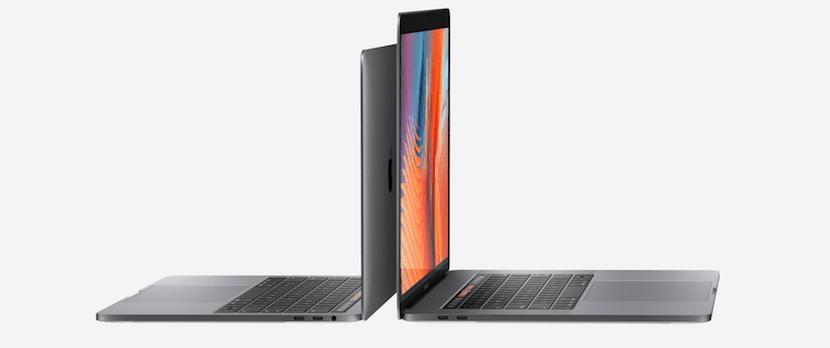 MacBook Pro cara a cara