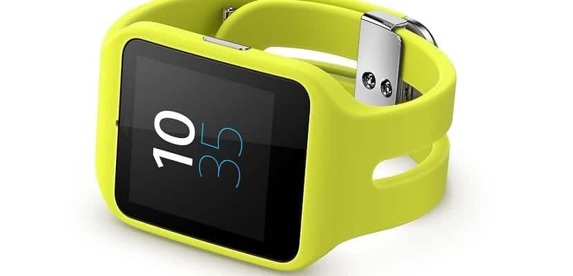 Sony Smartwatch Sport 3