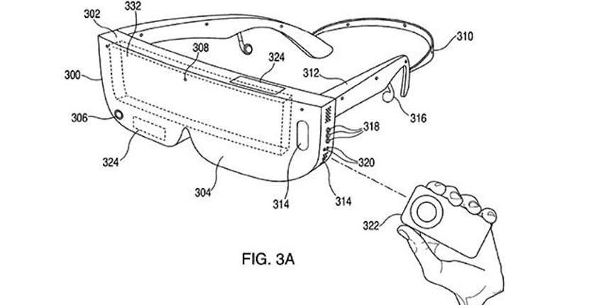 Apple patenta sus propias gafas de realidad virtual