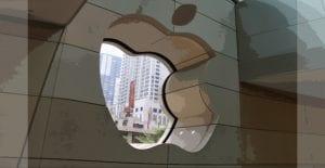 Imagen del logo de Apple