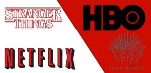 HBO VS Netflix