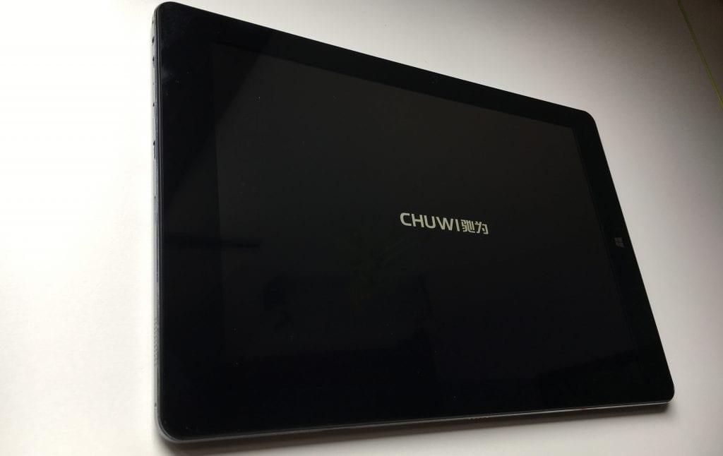 El diseño de la Chuwi Hi10 está muy cuidado