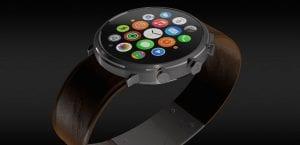 Apple Watch circular