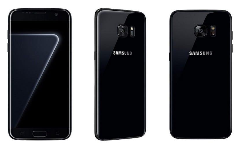 Samsung Galaxy S7 Pearl Black