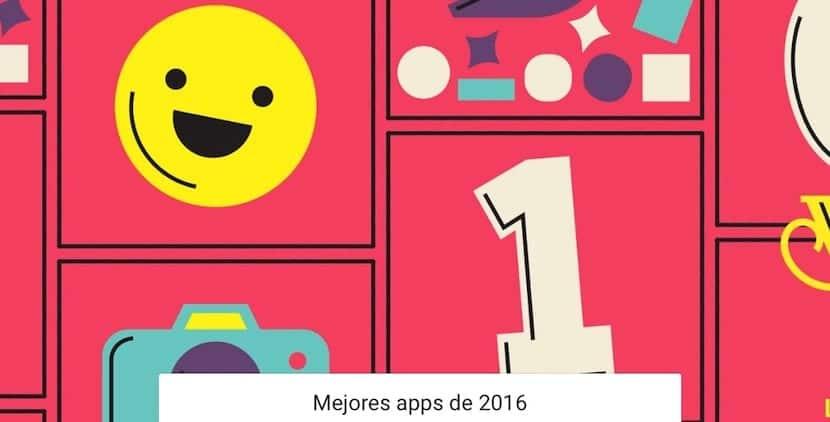 Las mejores aplicaciones de 2016, según Google